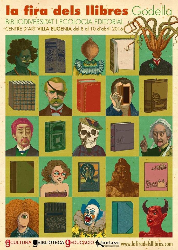 Os esperamos Fira dels Llibres...
