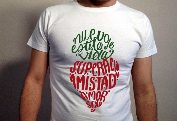 Tu camiseta Awwa art a recoger en Tenerife 53a31d84118b1