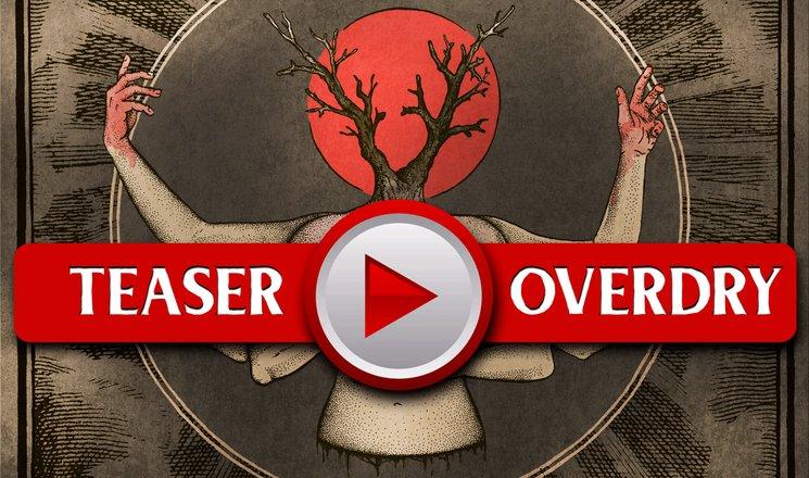 ¡¡¡ TEASER DEL NUEVO DISCO DE OVERDRY !!!