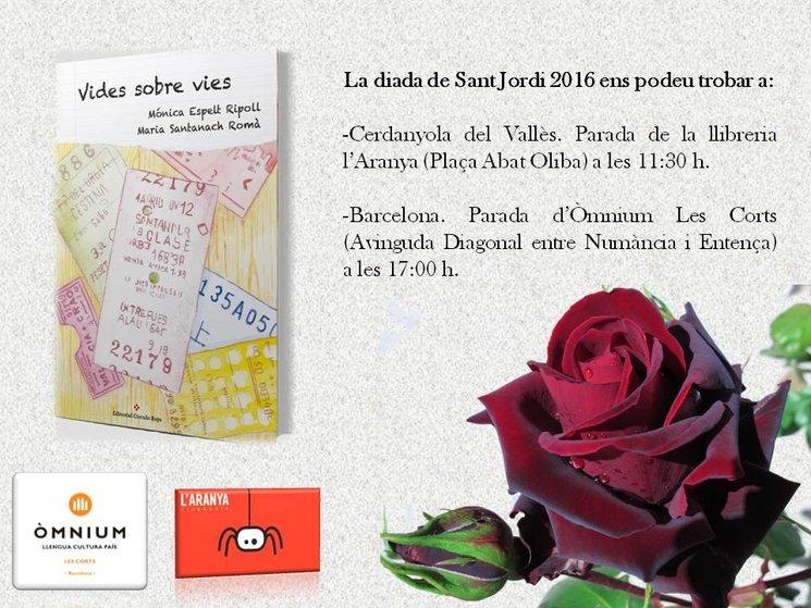 Diada de Sant Jordi 2016