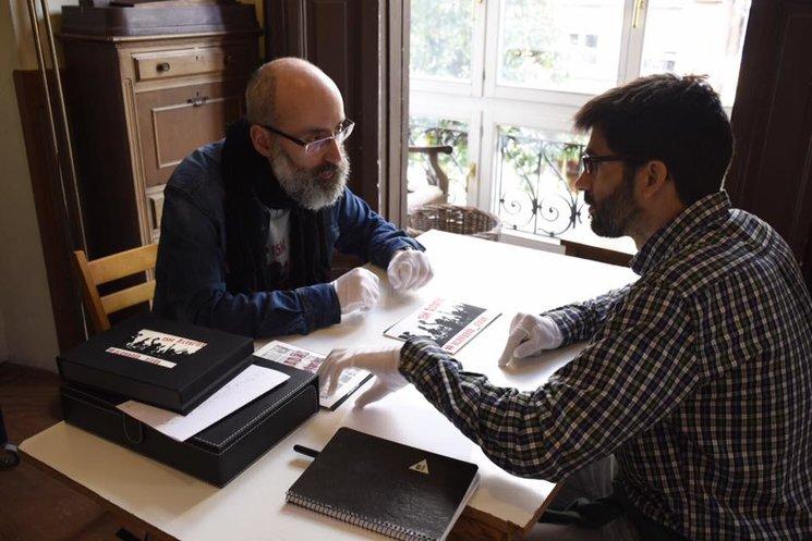 15M Asturies.- Proyecto ganador del concurso de Visionado de Porfolios DEFOTO IX