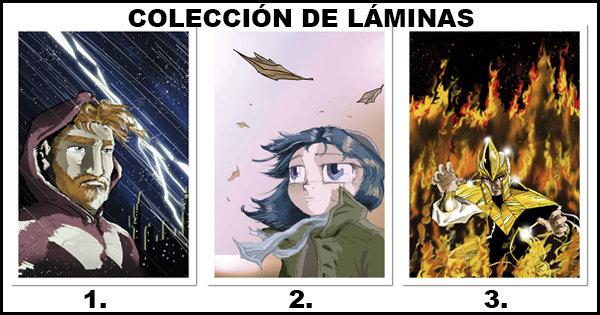 Colección de Láminas