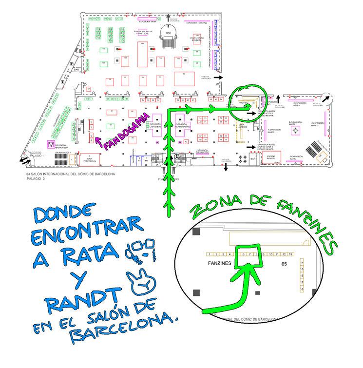 ¡Pasad a recoger vuestra recompensa en el salón del cómic de Barcelona!
