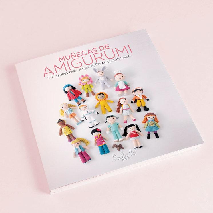 Libro Muñecas de Amigurumi — Verkami