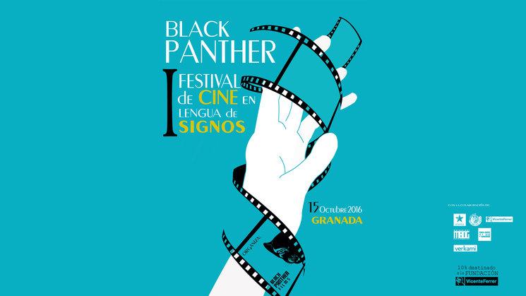 Ayúdanos a que más gente se sume al Black Panther Festival - Cine en Lengua de Signos