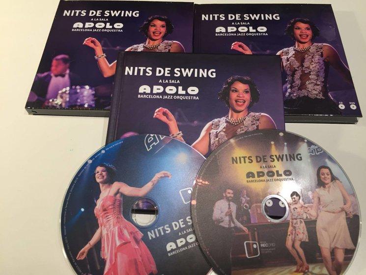 recollida CD-DVD /  recogida CD-DVD