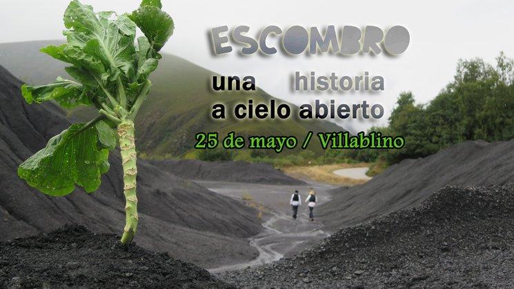 Escombro llega a Villablino el 25 de mayo