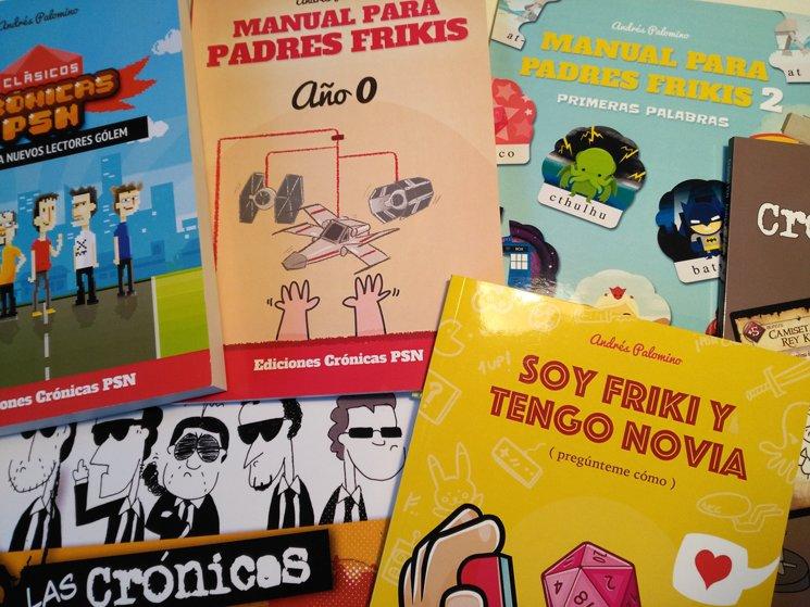 Ediciones Crónicas PSN - Libros autoeditados