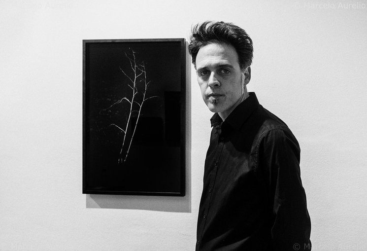 Retrato de Alex Llovet por Marcelo Aurelio