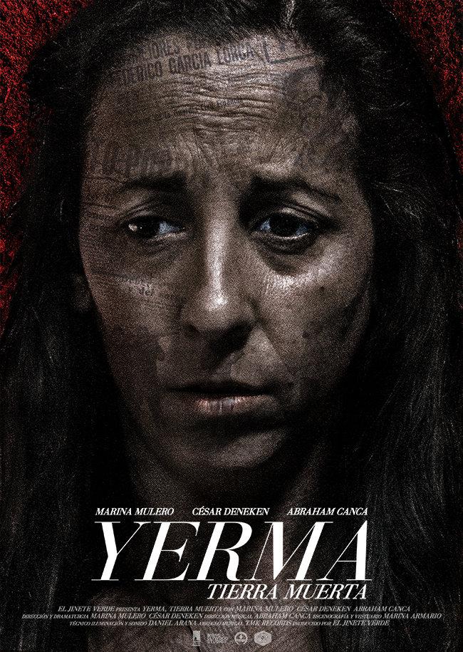 Mañana se estrena YERMA. TIERRA MUERTA