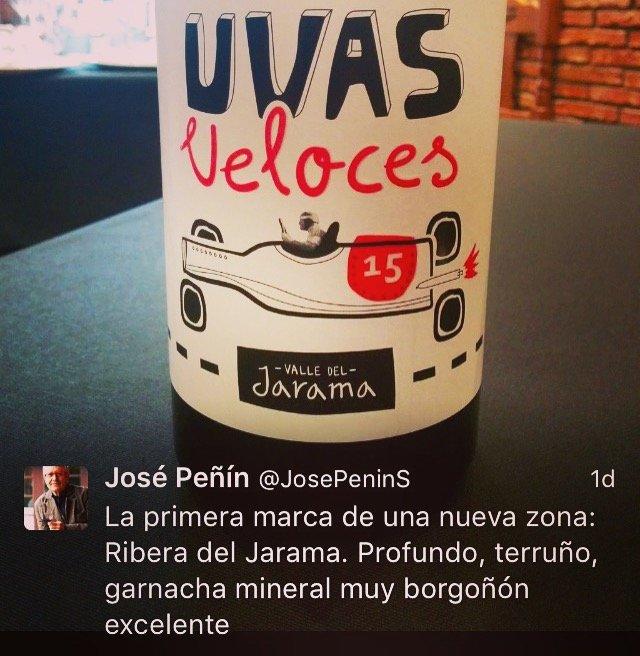 El Tuit de José Peñín