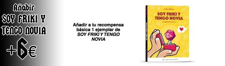 +6€ AÑADIR SOY FRIKI Y TENGO NOVIA