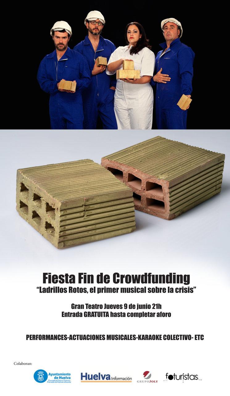 Fiesta Fin de Crowdfunding