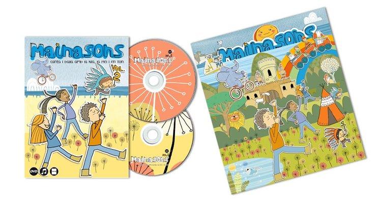 NOU Mainasons Vol.2!