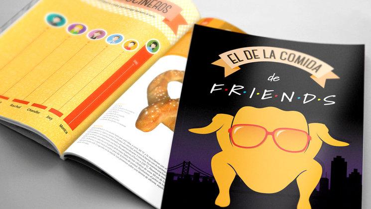 ¡Tenemos un nuevo proyecto! ¡El de la comida de Friends!