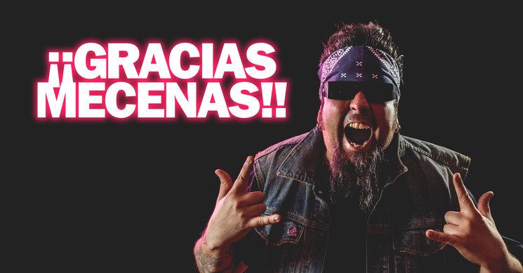GRACIAS MECENAS!!