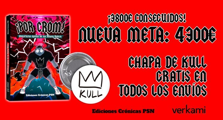 META 4300 CHAPAS KULL