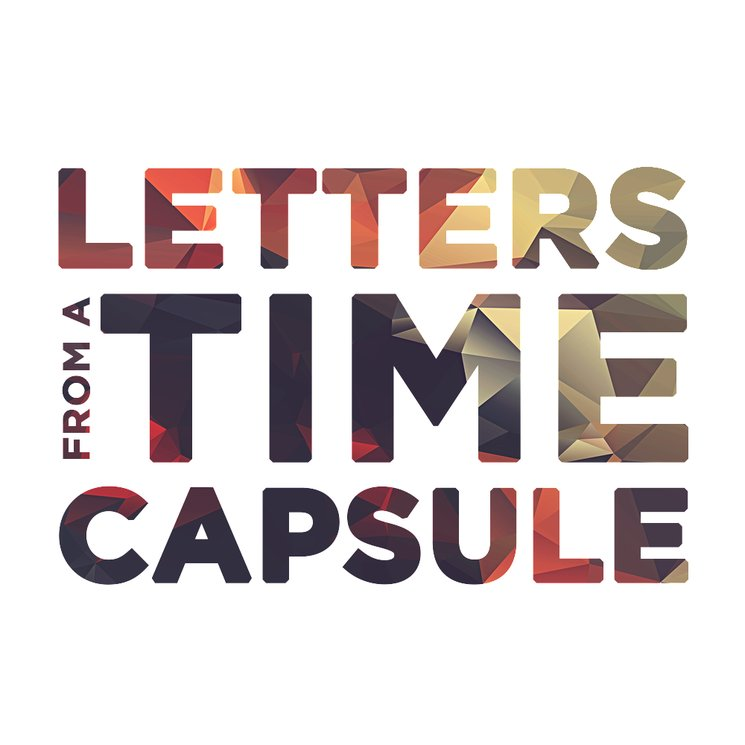 Letters from a time capsule