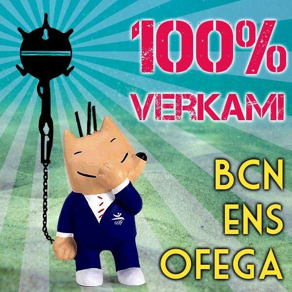 100% Verkami! Resistim juntes a la marca Barcelona