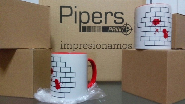 Las IMPRESIONANTES tazas de IN THE FLESH