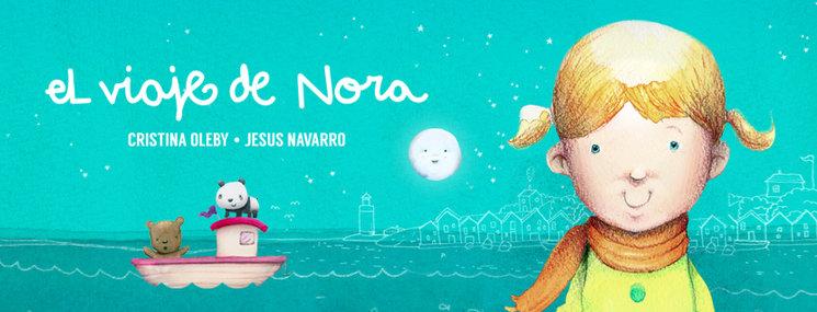 """""""El viaje de Nora"""": mi nuevo proyecto"""