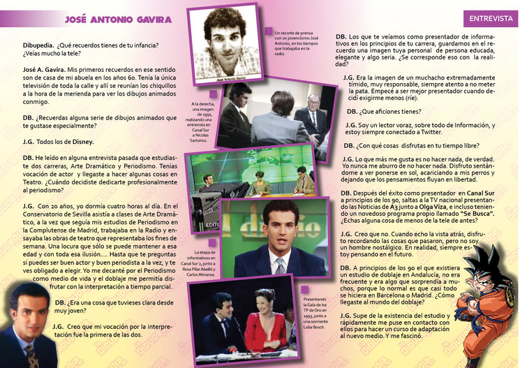 ENTREVISTA con JOSE ANTONIO GAVIRA
