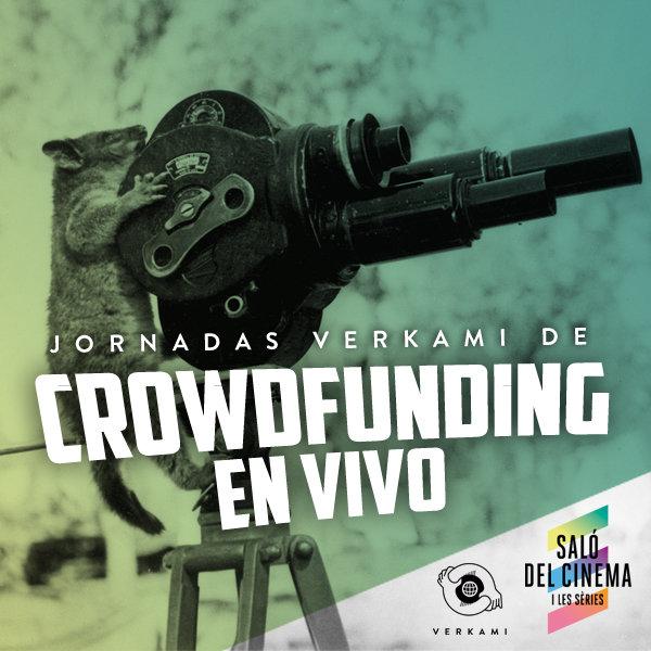 crowdfunding en vivo verkami