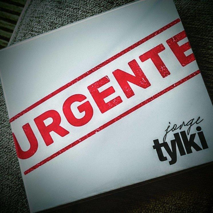 """EMPIEZAN A LLEGAR LAS PRIMERAS COPIAS DE """"Urgente"""" !!!"""
