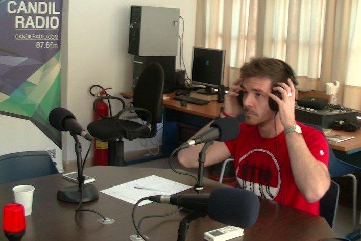 """EL ÁNGEL entrevistado en """"DÍAS DE RADIO"""""""