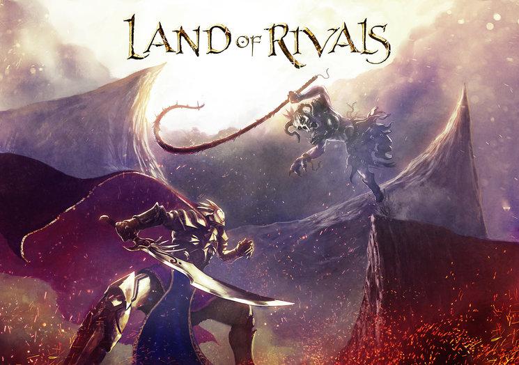 Torneos Land of Rivsls.