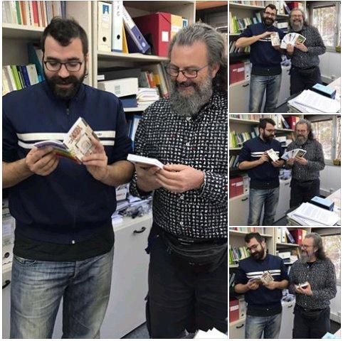 Ja tenim les Cartes per Adults en Família a les mans!!