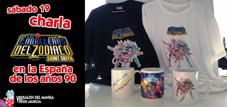 Presentación de la obra en el Salón del Manga de Murcia (sábado, 19 de noviembre a las 17:00 h.)