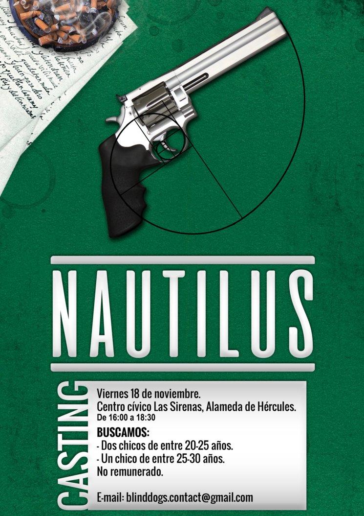 """Casting """"Nautilus"""""""