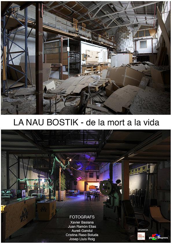 Exposicions a la Nau Bostik Pro VERKAMI