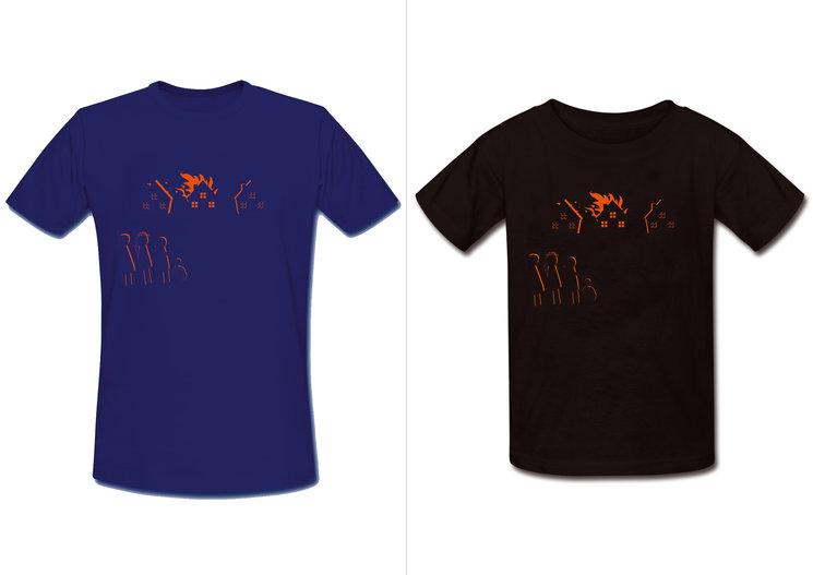 ¡Ya tenemos el diseño definitivo de las camisetas!