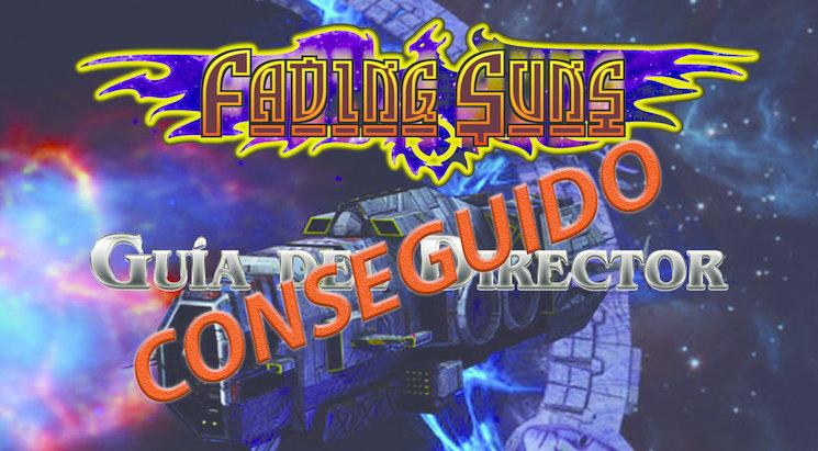 La Guía del Director de Fading Suns ya es una realidad
