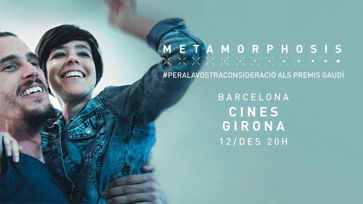 METAMORPHOSIS cap als Premis Gaudí