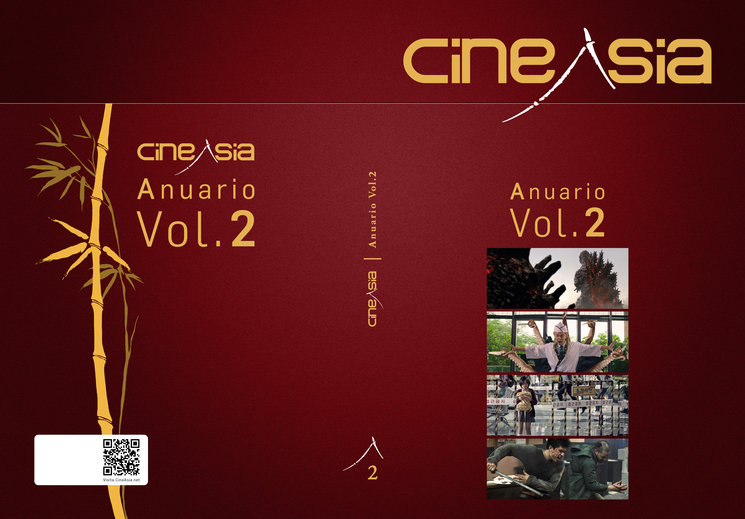 Calendario definitivo del Anuario CineAsia Vol.2
