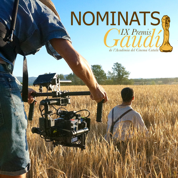 Nominats als Premis Gaudí