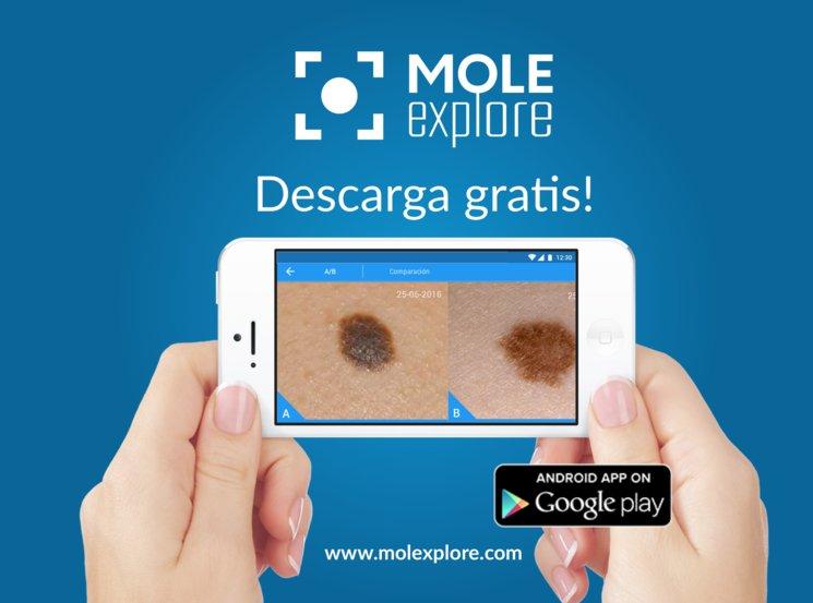 Ya puedes descargar Molexplore para Android en Google Play