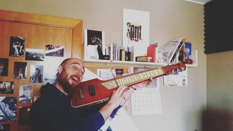 """Las guitarras de Juan José """"Pistolas"""" Rodríguez"""