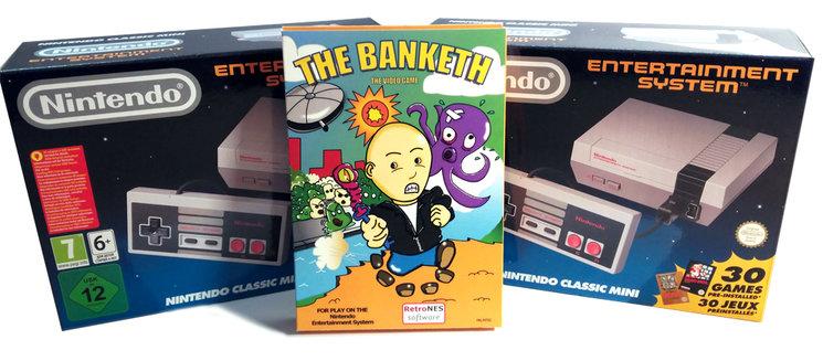 Lanzamos un nuevo pack: NES Classic Mini