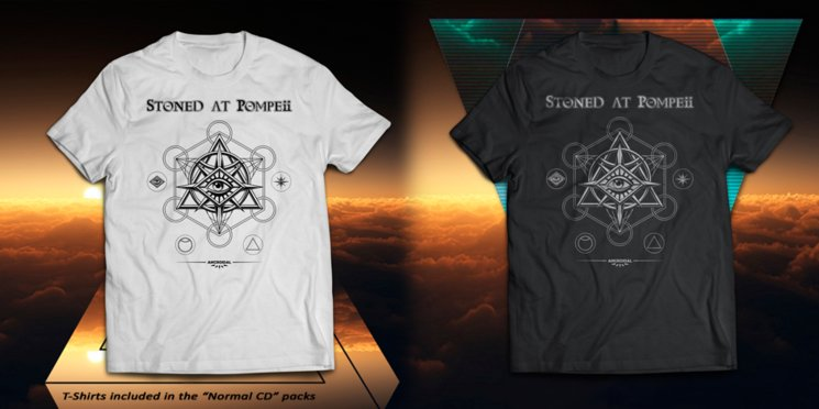 Stoned At Pompeii  [INFO & Camisetas]