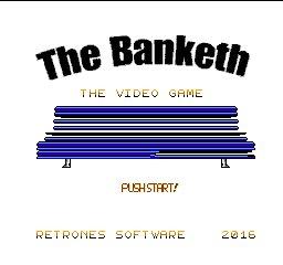 Curiosidad sobre la primera versión alpha del videojuego The Banketh