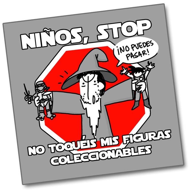 STOP NIÑOS