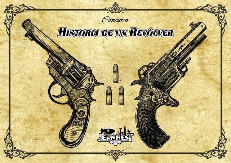 "Concurso ""Historia de un revólver"""