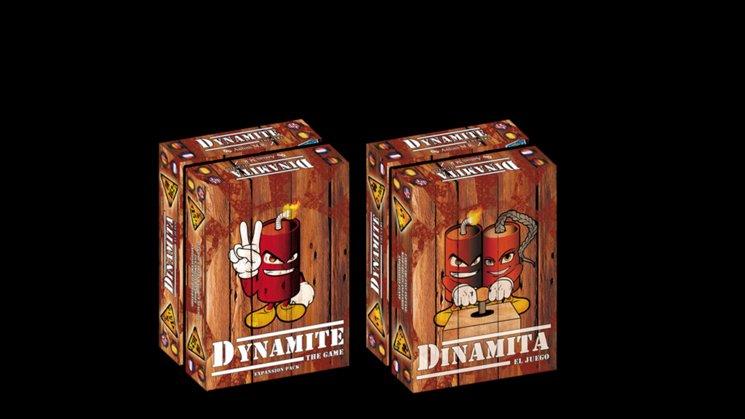 Kickstarter de Dinamita: El juego. Se internacionaliza