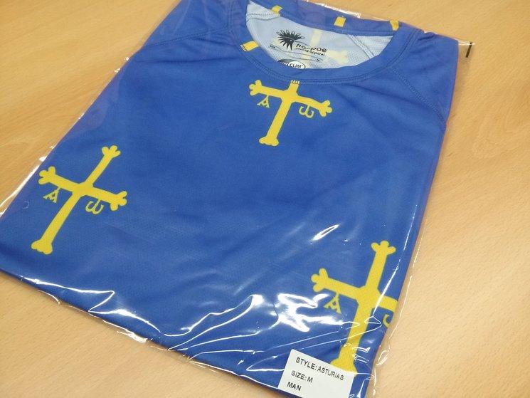 Finalmente... las camisetas!!