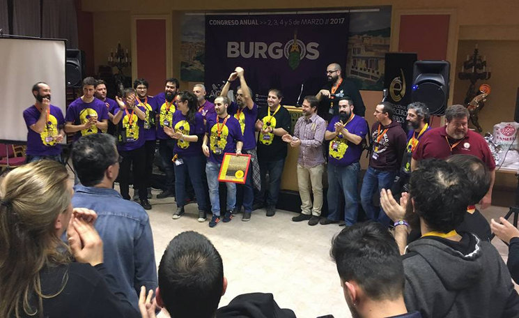 Congreso ACCE Burgos 2017