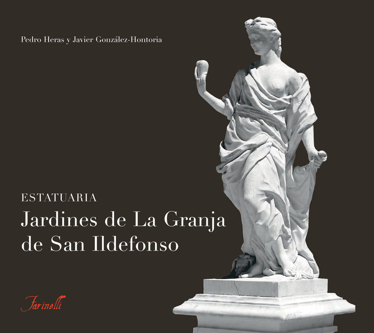 Estatuaria de los jardines del real sitio de san ildefonso for Jardines de san ildefonso